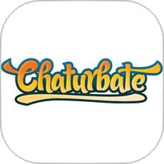 Chaturbateのアプリアイコン風のロゴ