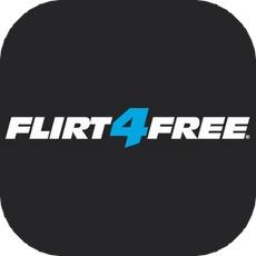 flirt4freeのアプリアイコン風のロゴ