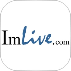 ImLiveのアプリアイコン風のロゴ