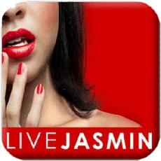 LiveJasminのアプリアイコン風のロゴ