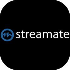 streamateのアプリアイコン風のロゴ